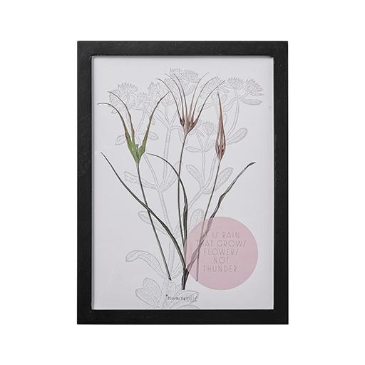 Sisustustaulu Flowers Bloomingville