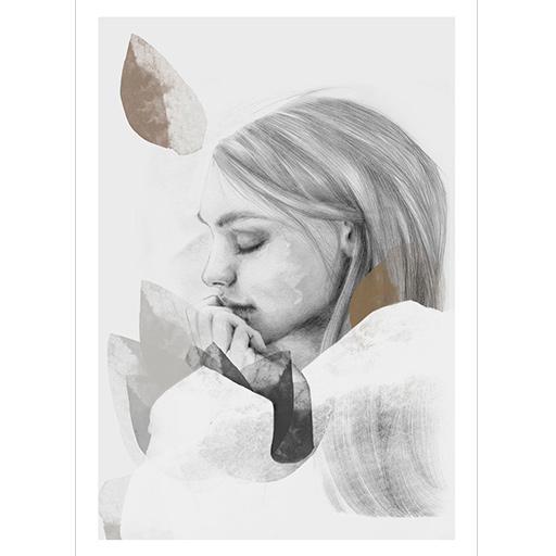 Dreamer in White juliste