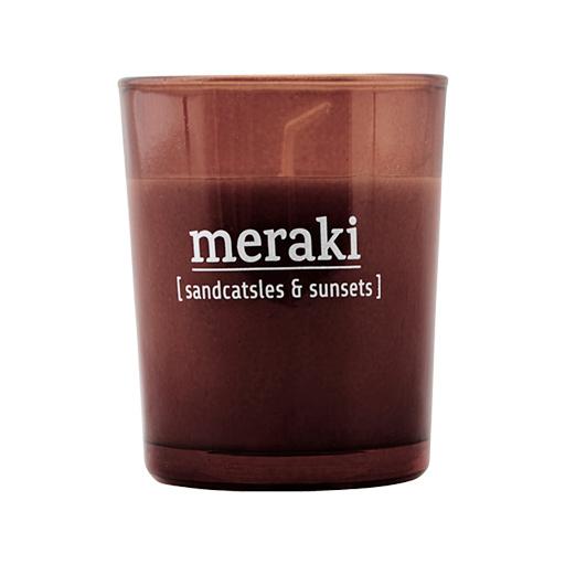 Tuoksukynttilä Sandcastles & sunsets Meraki